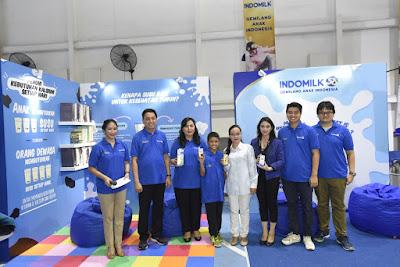 Rekrutmen Besar-Besaran Tersedia 26 Posisi Min.SMA/SMK/Diploma/Sarjana PT Indolakto - Indofood CBP (INDOMILK) Penerimaan Seluruh Indonesia