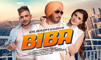 Biba Lyrics - Dilbagh Singh Ft. Millind Gaba