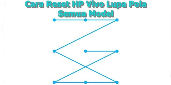Cara Reset HP Vivo Lupa Pola Semua Model