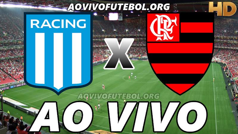 Racing x Flamengo Ao Vivo Hoje em HD