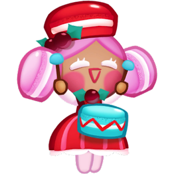 GAMES | FAMILY RENDERS: MACARON COOKIE (COOKIE RUN)