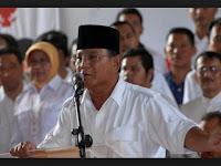 Prabowo: Kalau Nyoblos Pilih Pemimpin yang Santun dan tidak Menghina Ulama