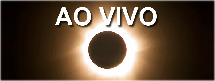 eclipse solar total 2 julho 2019 ao vivo