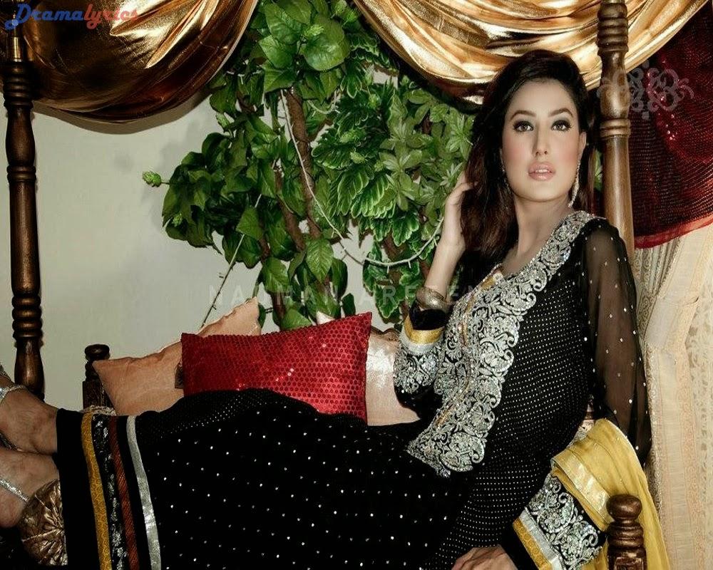 Drama Lyrics Hot Pakistani Model, Actress Mehwish Hayat -1964