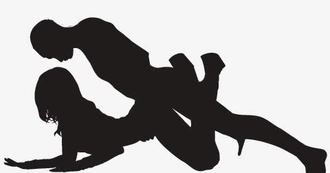 Plank position sex