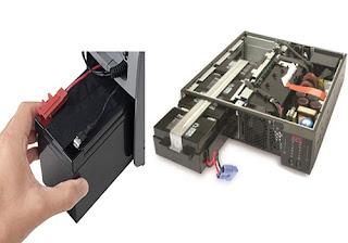 Dịch vụ sửa chữa thay thế ắc quy Ups APC
