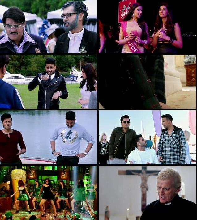 Housefull 3 2016 Hindi 480p DVDRip