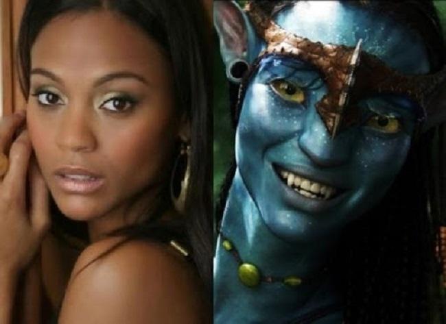 Os verdadeiros atores por trás de personagens famosos