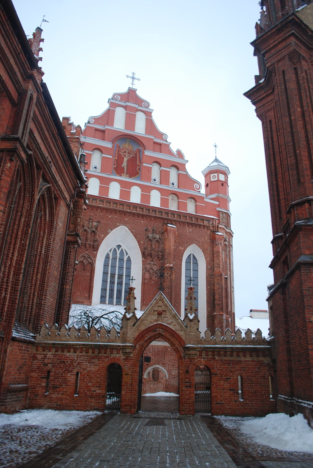 Монастырь Бернардинцев, Вильнюс.