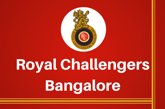RCB Team Squad 2018: Royal Challengers Bangalore Players List