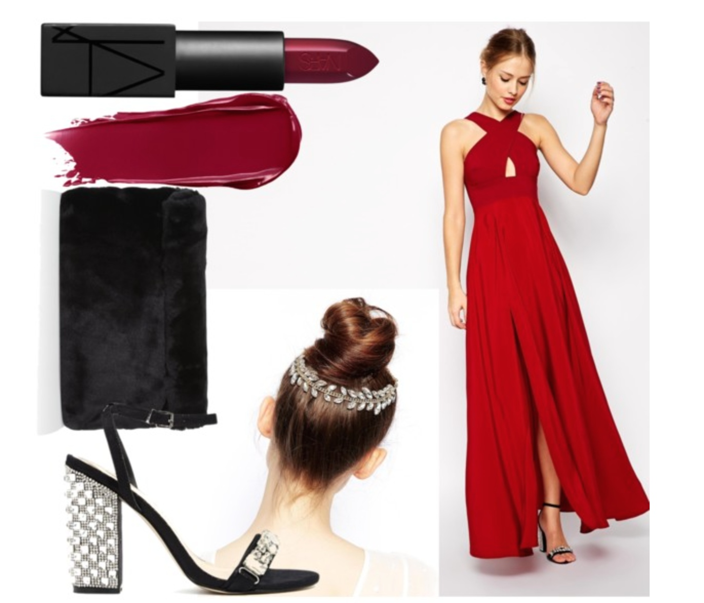 She's So Lucy // Christmas Party Style Guide