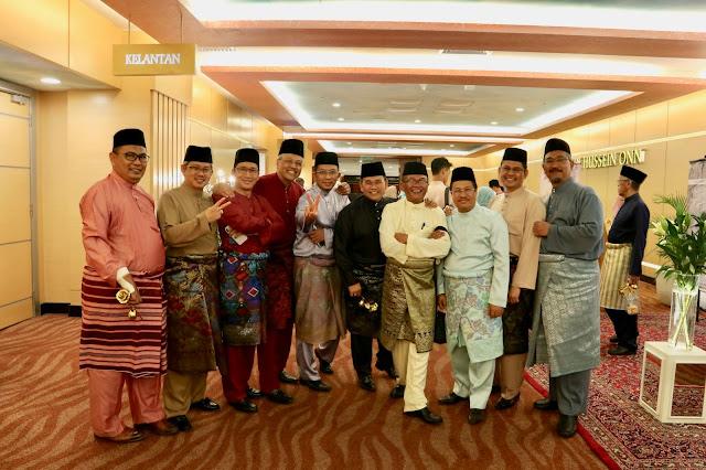 Majlis Perkahwinan Meriah Anak Dato Mohd Alias di PWTC