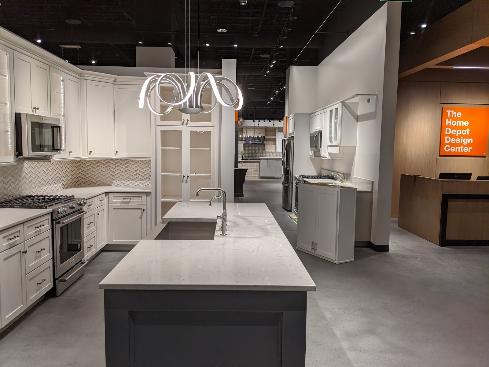 Rockville Nights Home Depot Design Center Sets Opening Date At Montrose Crossing In Rockville