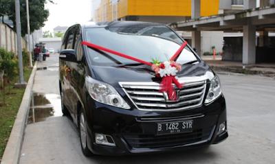 5 Tempat Rental Alphard Jakarta