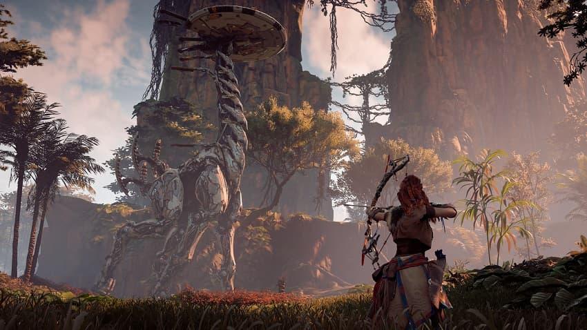 Приключение Horizon Zero Dawn выйдет на персональных компьютерах в августе