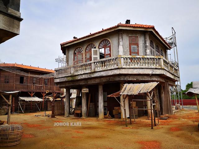 et of HBO Asia Series Grisse at Infinite Studios in Batam