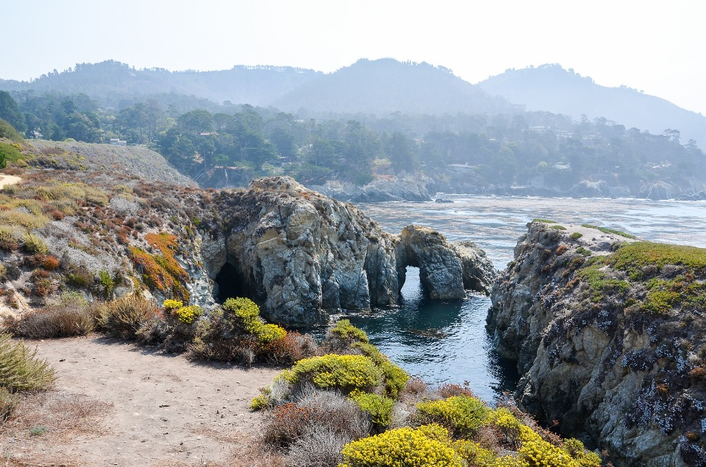 visiting point lobos in california is one of the interesting things to do in big sur