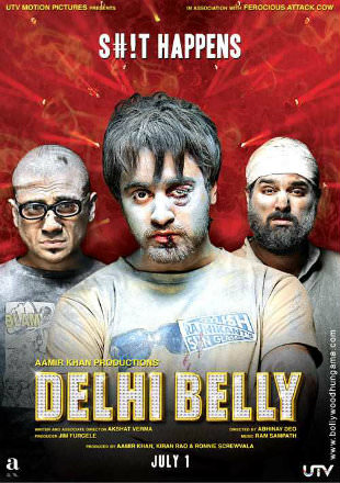 Delhi Belly 2011 Full Hindi Movie Download