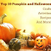 Top Ten Dinner Ideas for Halloween