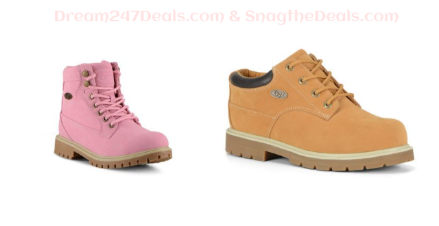 Lugz Buy 1 Get 1 50% Off all full-priced footwear!