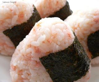 How to Make Salmon Onigiri