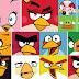 Banderines para Fiesta de Angry Birds para Imprimir Gratis.
