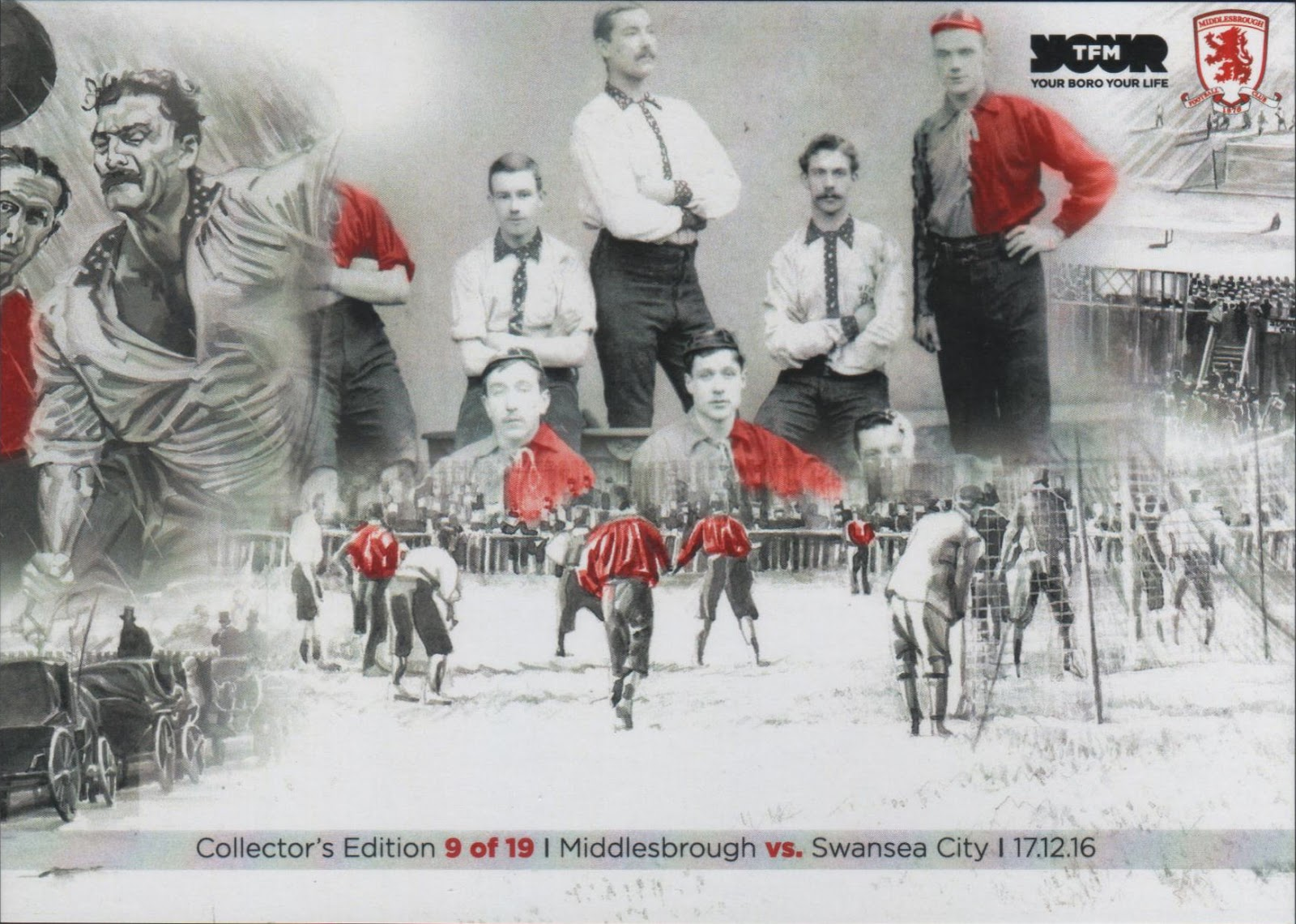 I Was There Middlesbrough F C