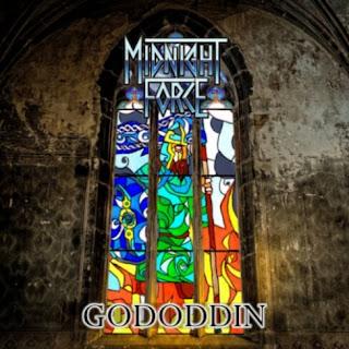 """Το τραγούδι των Midnight Force """"Walls of Acre"""" από το album """"Gododdin"""""""