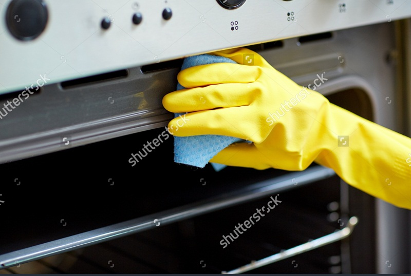 Easy Home Remedies for Cleaning Oven