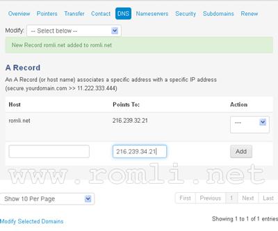 Agar custom domain blogger bisa diakses tanpa WWW