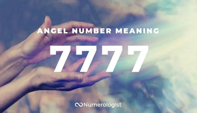 Ý nghĩa thực sự đằng sau các số Thiên thần 7, 77, 777 và 7777