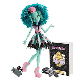 MH Frights, Camera, Action! Honey Swamp Doll