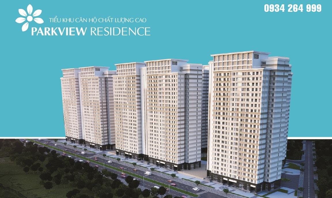 Tiểu khu Parkview Residence - KĐTM Dương Nội, Hà Đông