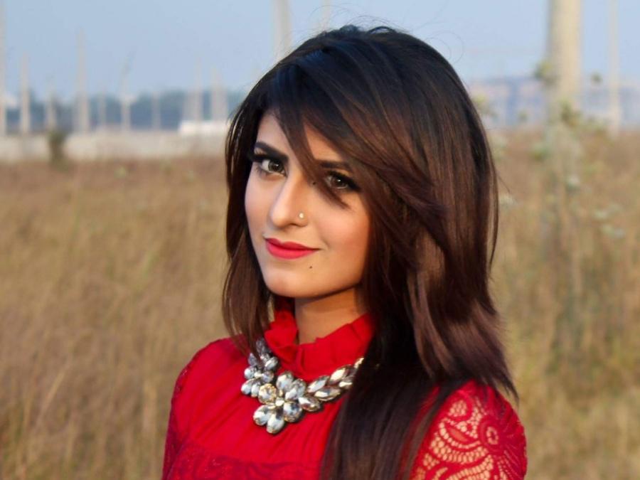 Anika Kabir Shokh Latest Photos 14