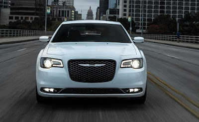 2016 Chrysler 300 front led headlight hd wallpapers
