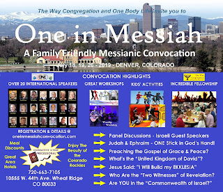 One in Messiah Convocation Denver 2019