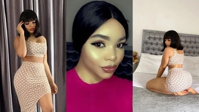'Liar, there was never a boyfriend' – Nigerians blast Nengi for saying her boyfriend has refused to pick her calls