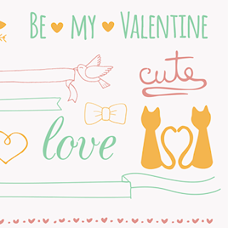 FREE VALENTINES DAY VECTORS (CLIPART