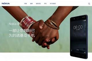 Belum Dirilis, Nokia 8 Ketahuan Muncul di Website Resmi Nokia
