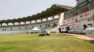 Noida Stadium will open from today, entry will be given on these conditions