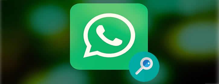 Pesquisar conteúdo dentro de conversas no WhatsApp web