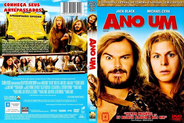 Capa DVD Ano Um