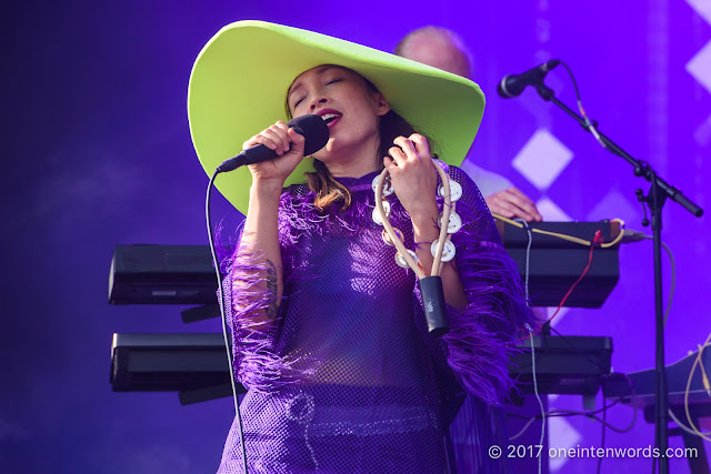 Little Dragon at Osheaga on August 6, 2017 Photo by John at One In Ten Words oneintenwords.com toronto indie alternative live music blog concert photography pictures photos
