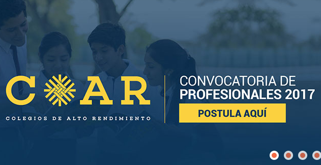 Minedu convoca a profesionales a postular a plazas for Ministerio de educacion plazas