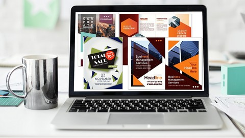 Design The Best Advertising Material From Scratch
