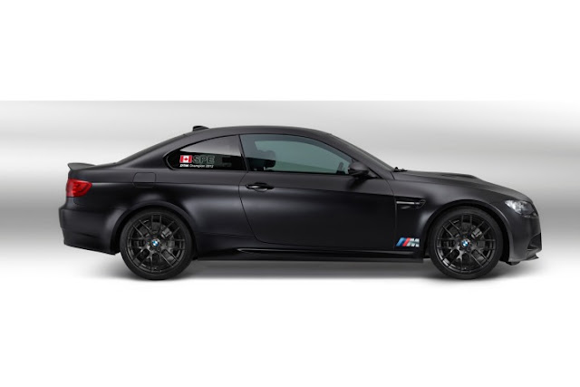 BMW M3 DTM Champion Edition Side