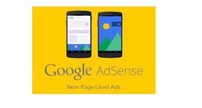 Cara Pasang Iklan Page Level Ads