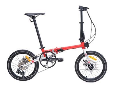 Review-Sepeda-Lipat-Element-Troy-Terbaru-Seri-2021