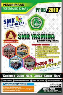 Persyaratan Pendaftaran SMK Yasmida Ambarawa