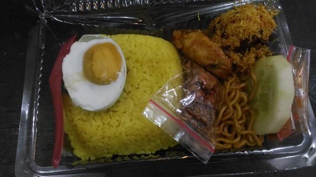 Pesona Kuliner Nusantara – Nasi Kuning Pilihan Kuliner Indonesia